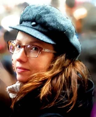 Anita Cadoux - Volcanologue, chercheuse - GEOPS (Géosciences Paris Sud, Université Paris Sud, Orsay)