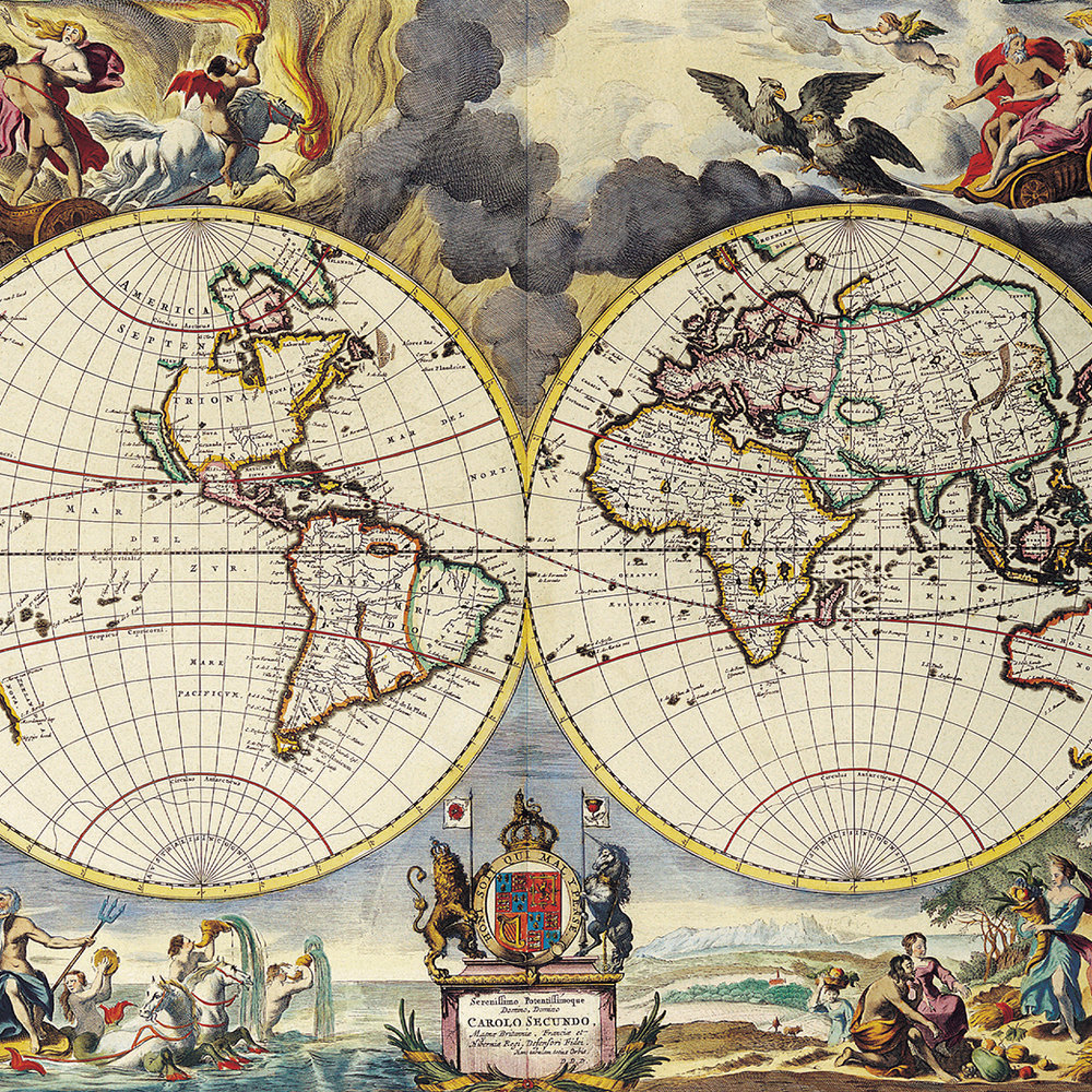 Rare Old Maps & Charts