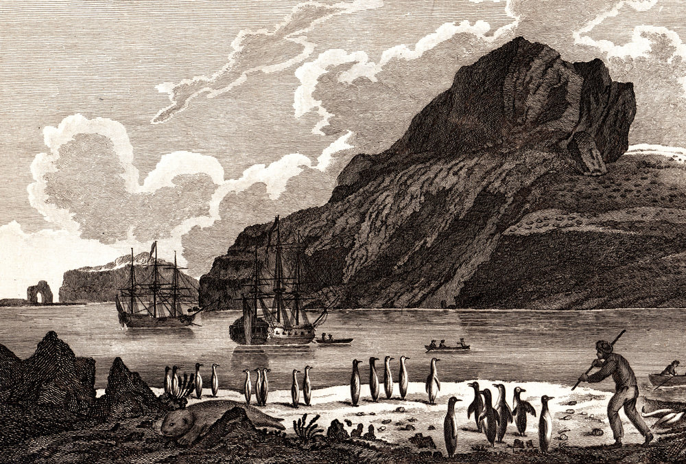 Anderson, George Wm / Capt. Cook's Voyages