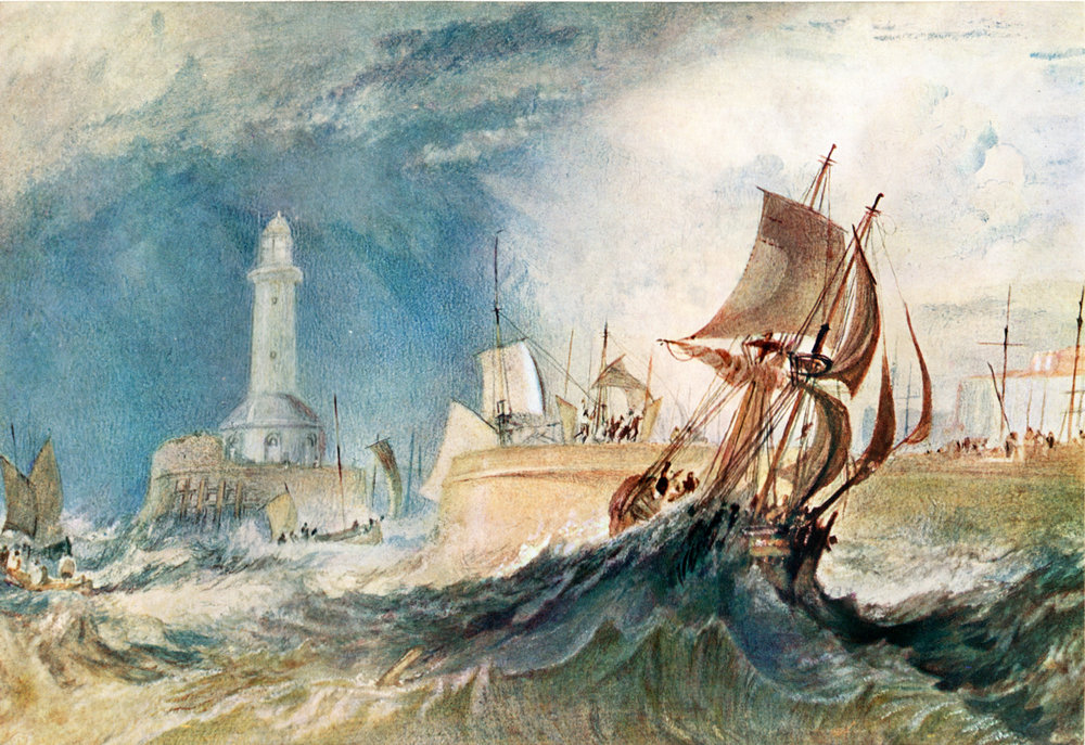 Turner, J.M.W. / Water-colour Drawings