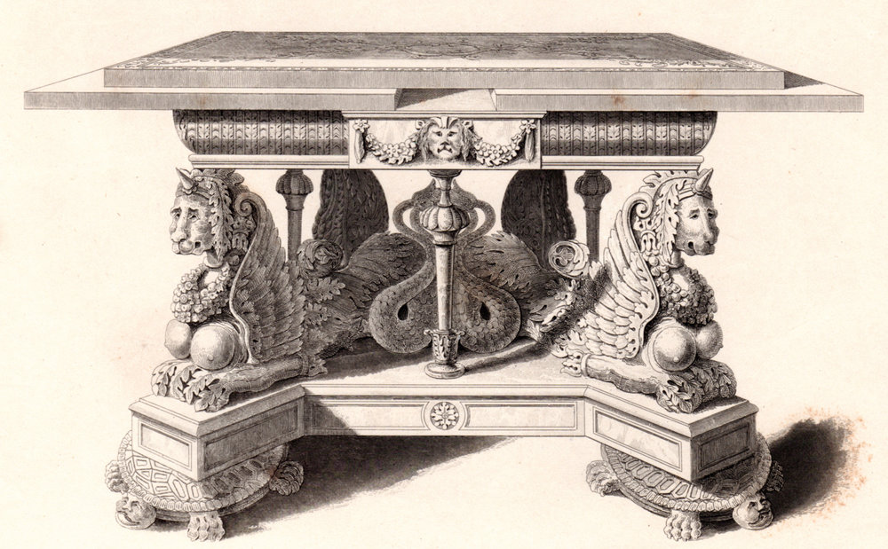 Shaw, Henryhttp://www.darvillsrareprints.com/Shaw%20Ancient%20Furniture.htm