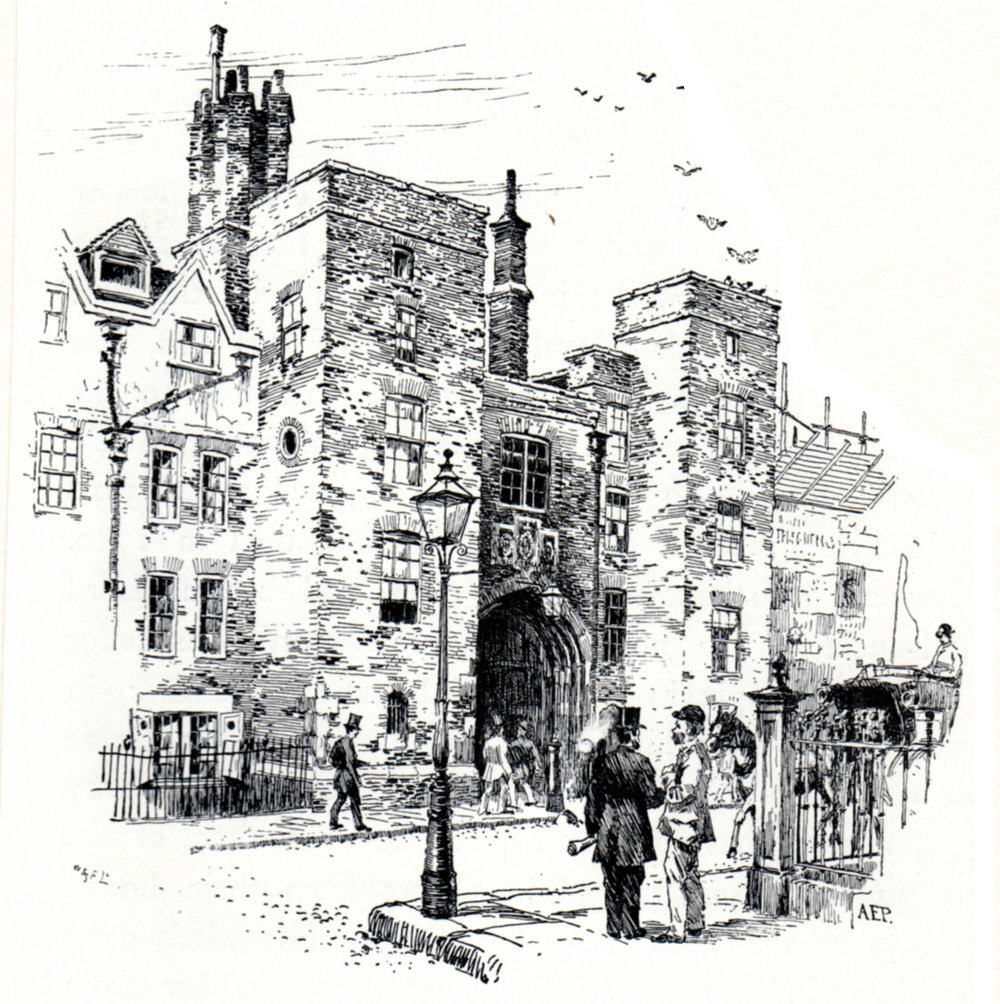 Inns of Court & Chancery
