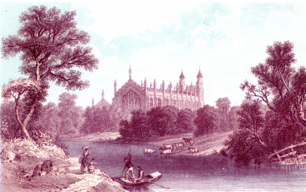 Eton College, Cambridge, Windsor