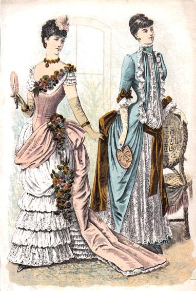 Godey's Fashion