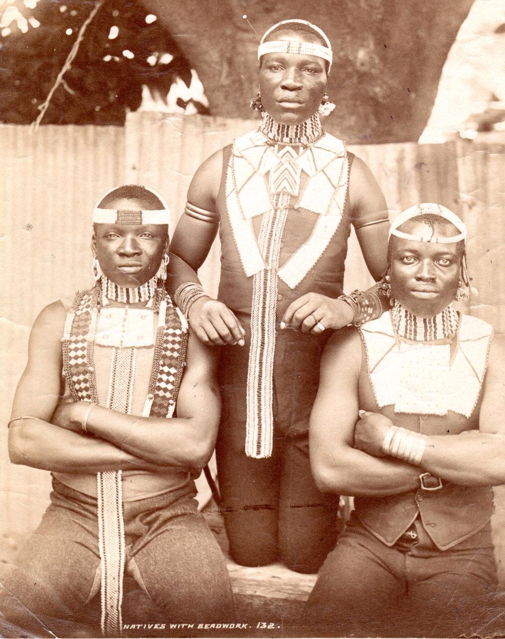 Various native peoples