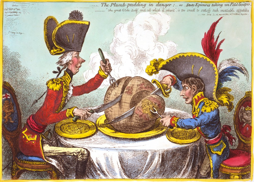 Gillray, James