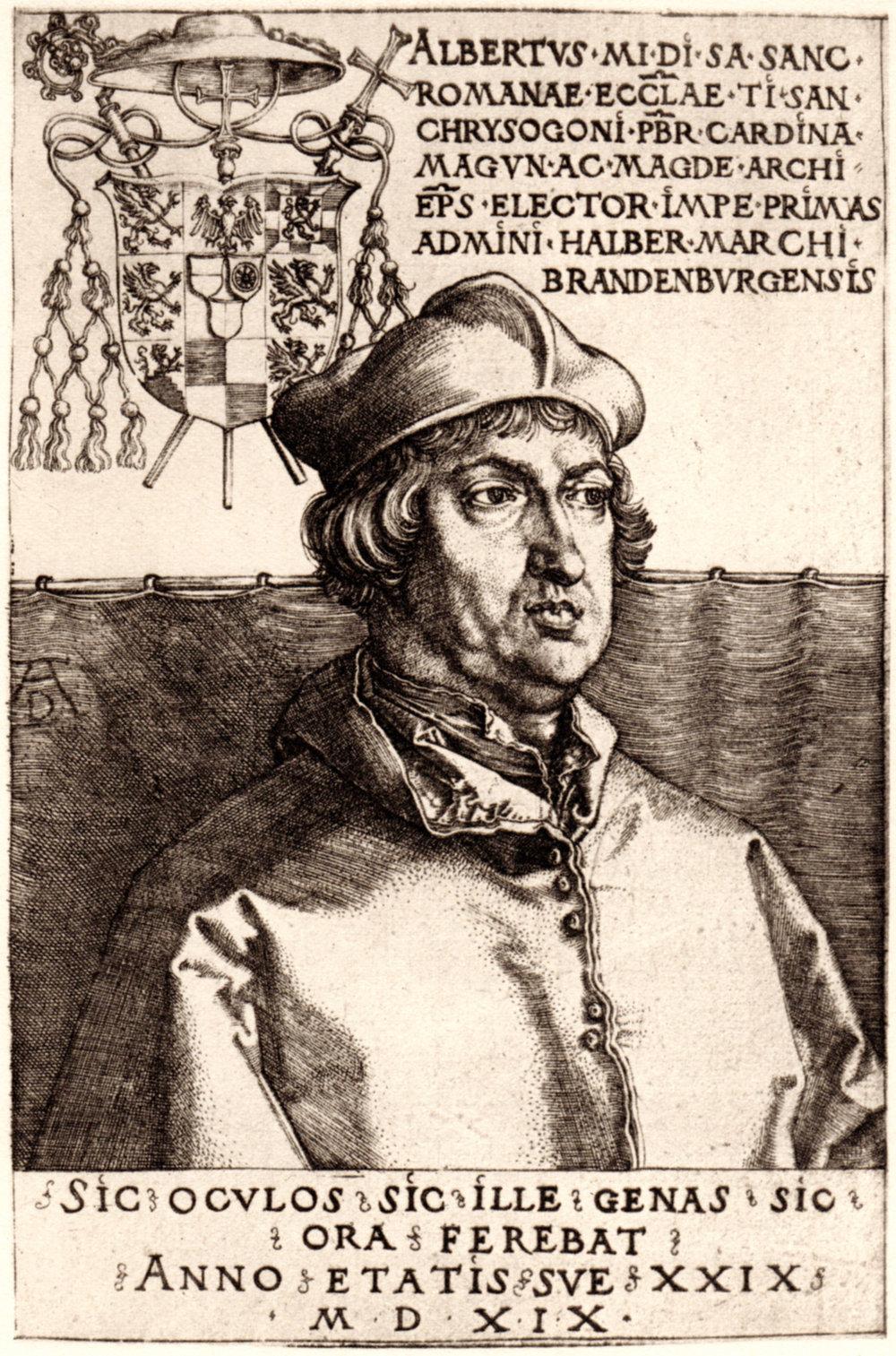 Albrecht Dürer prints  (circa 1890-1910)
