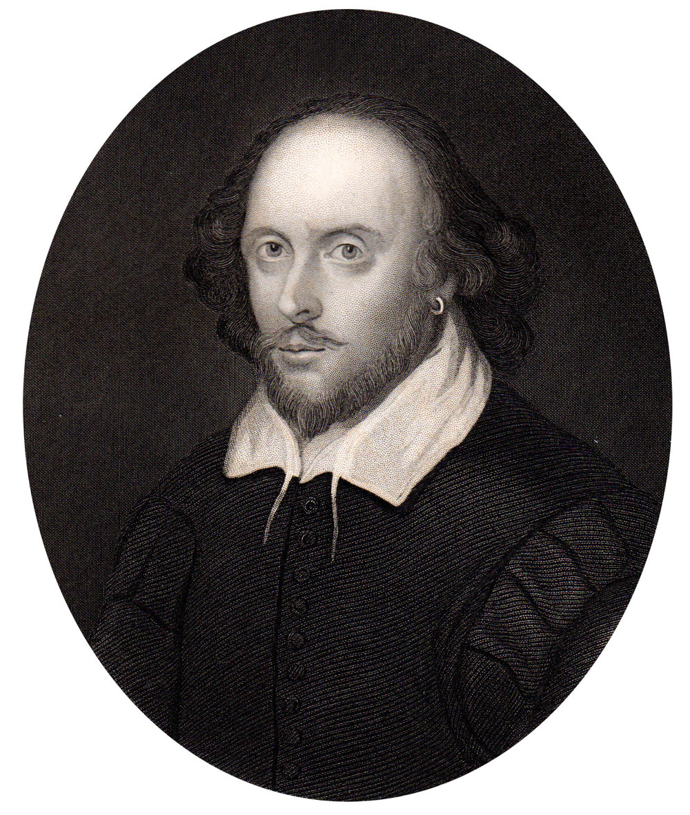 William Shakespeare portraits