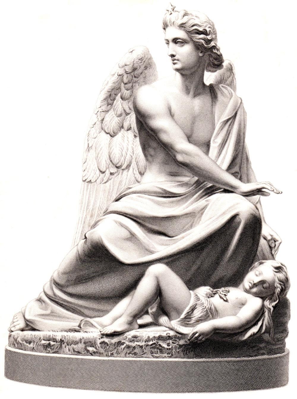 Statues (circa 1850s)
