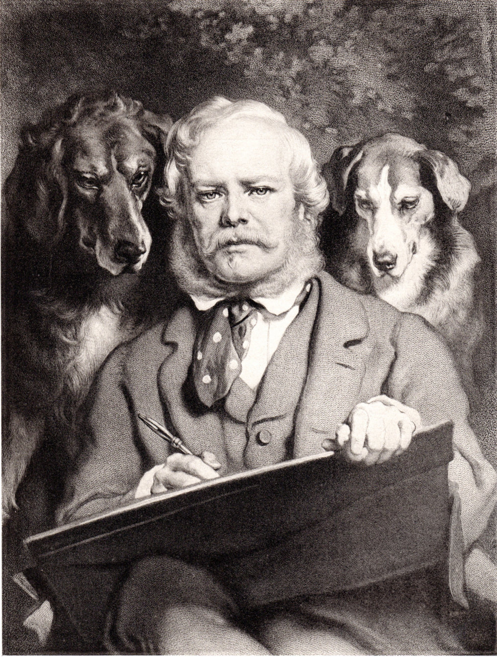 Engravings from Landseer (1882)