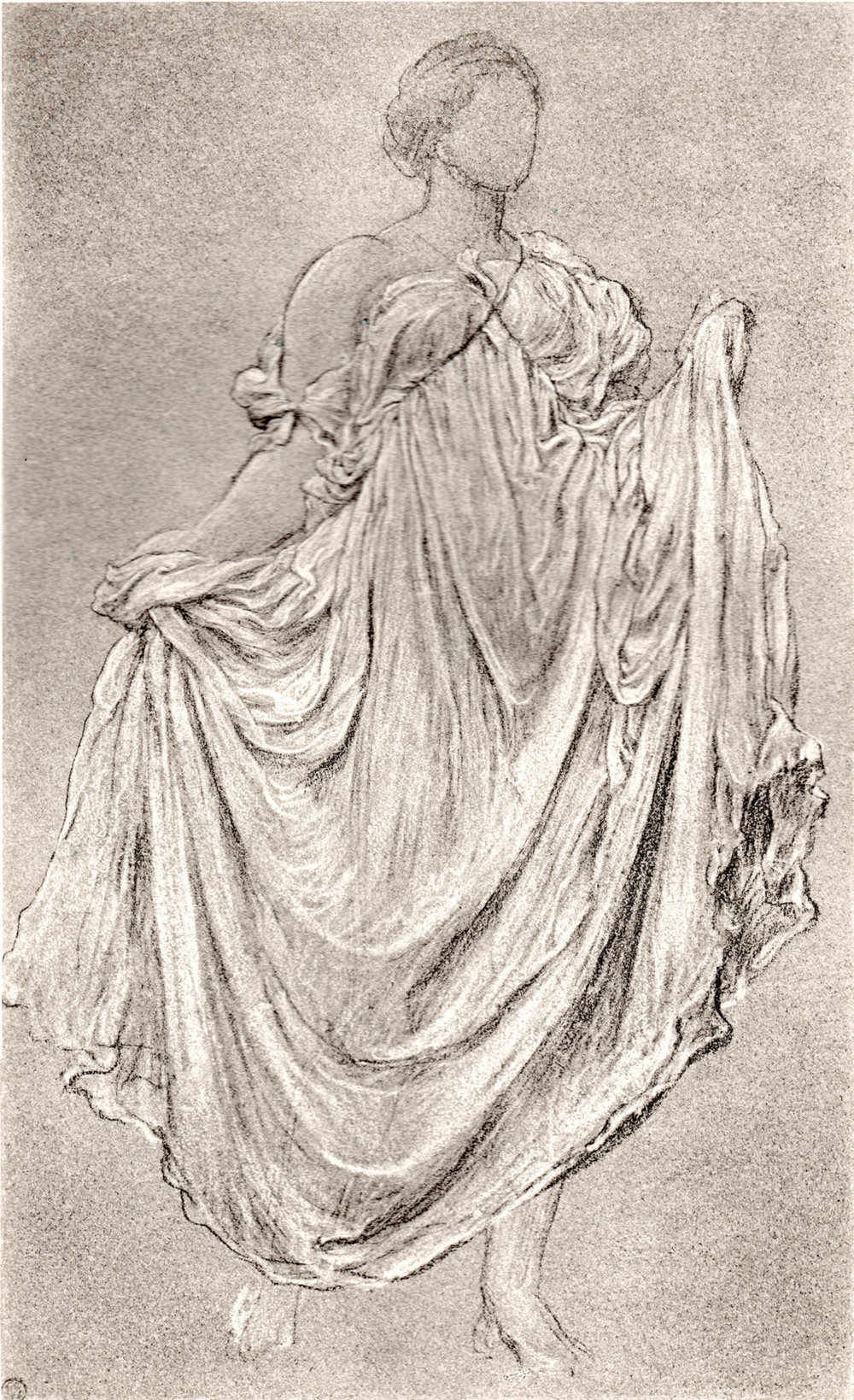 Drawings & Studies in Pencil, Chalk, & Other Mediums by the Late Lord Leighton of Stretton, P.R.A. (1898, limited edition of 500)