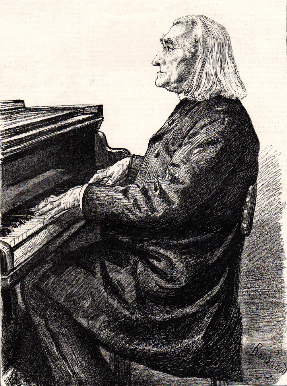 Miscellaneous Portraits and other music-related prints  Famous musicians, composers, and music-related subjects (mostly 19th century)