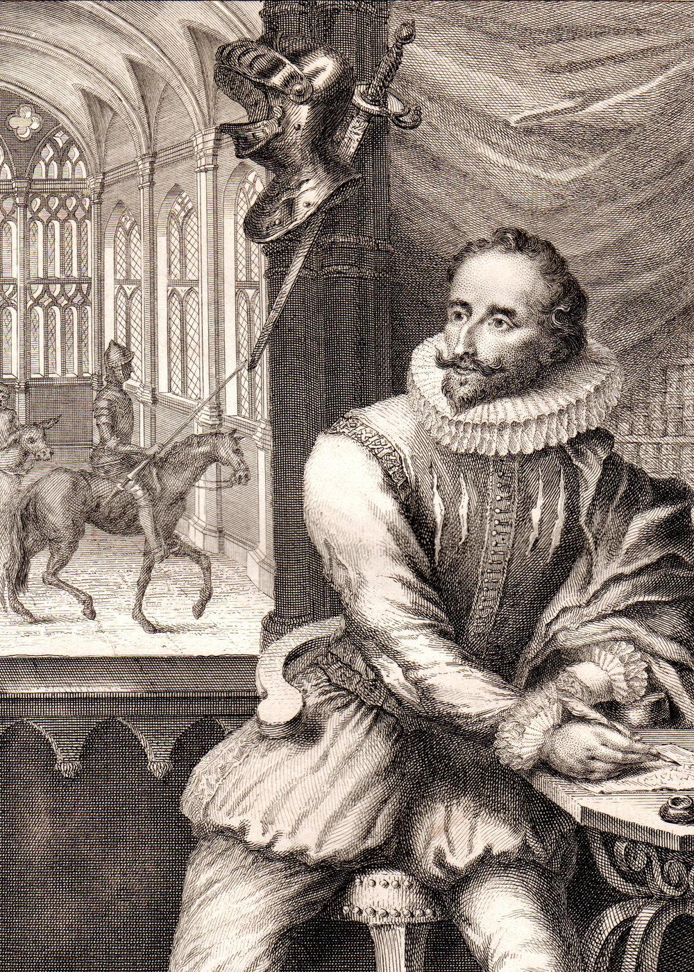 Miguel Cervantes de Saavedra – Don Quixote (1742)