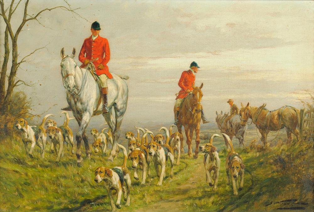 Fox Hunting, Polo, Equestrian, etc.