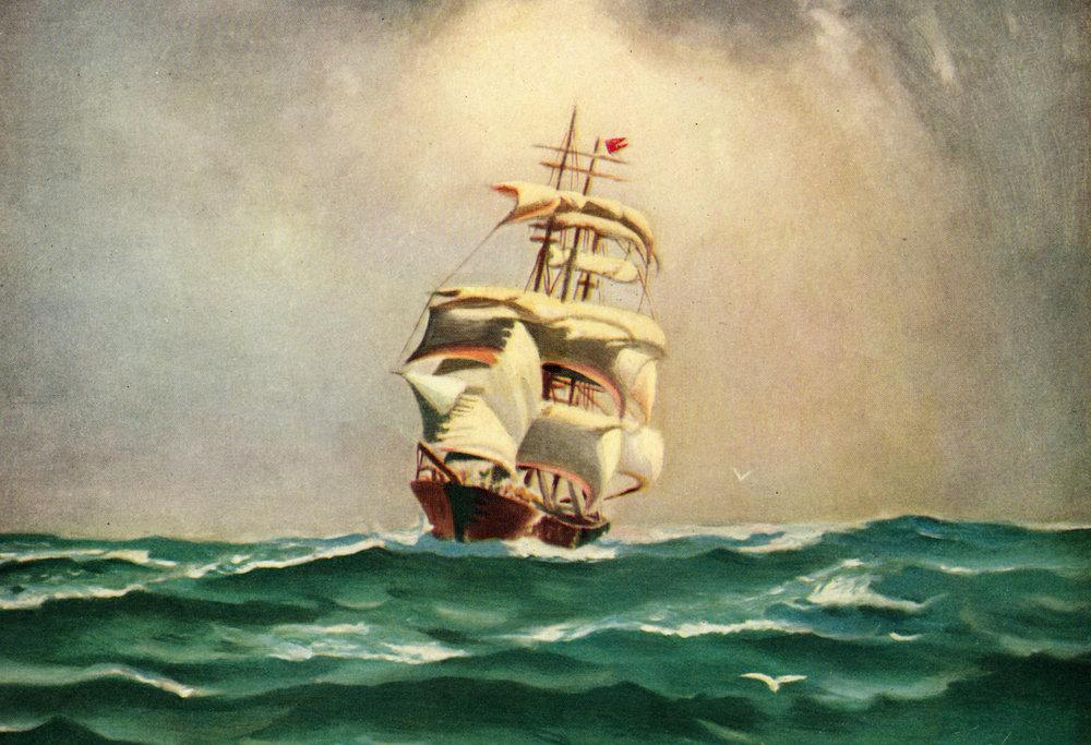 Ships, Boats, Marine Views, etc.