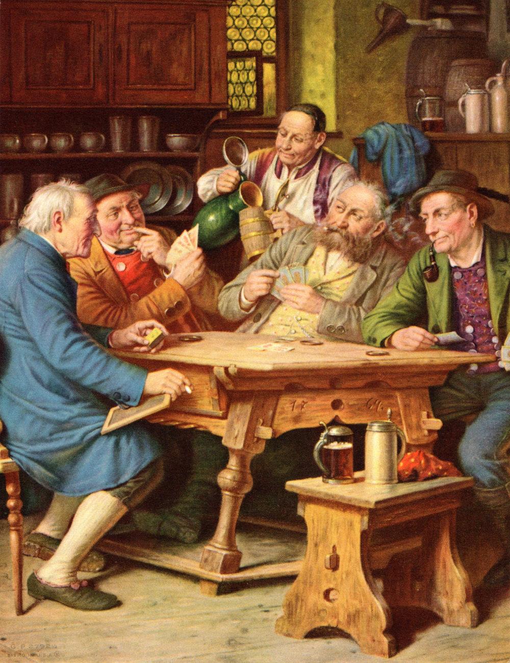 Pub/Tavern/Drinking