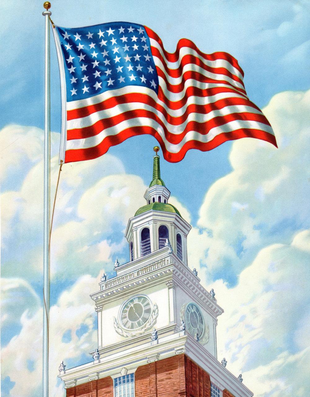U.S. Landmarks, Memorials, Buildings, etc.