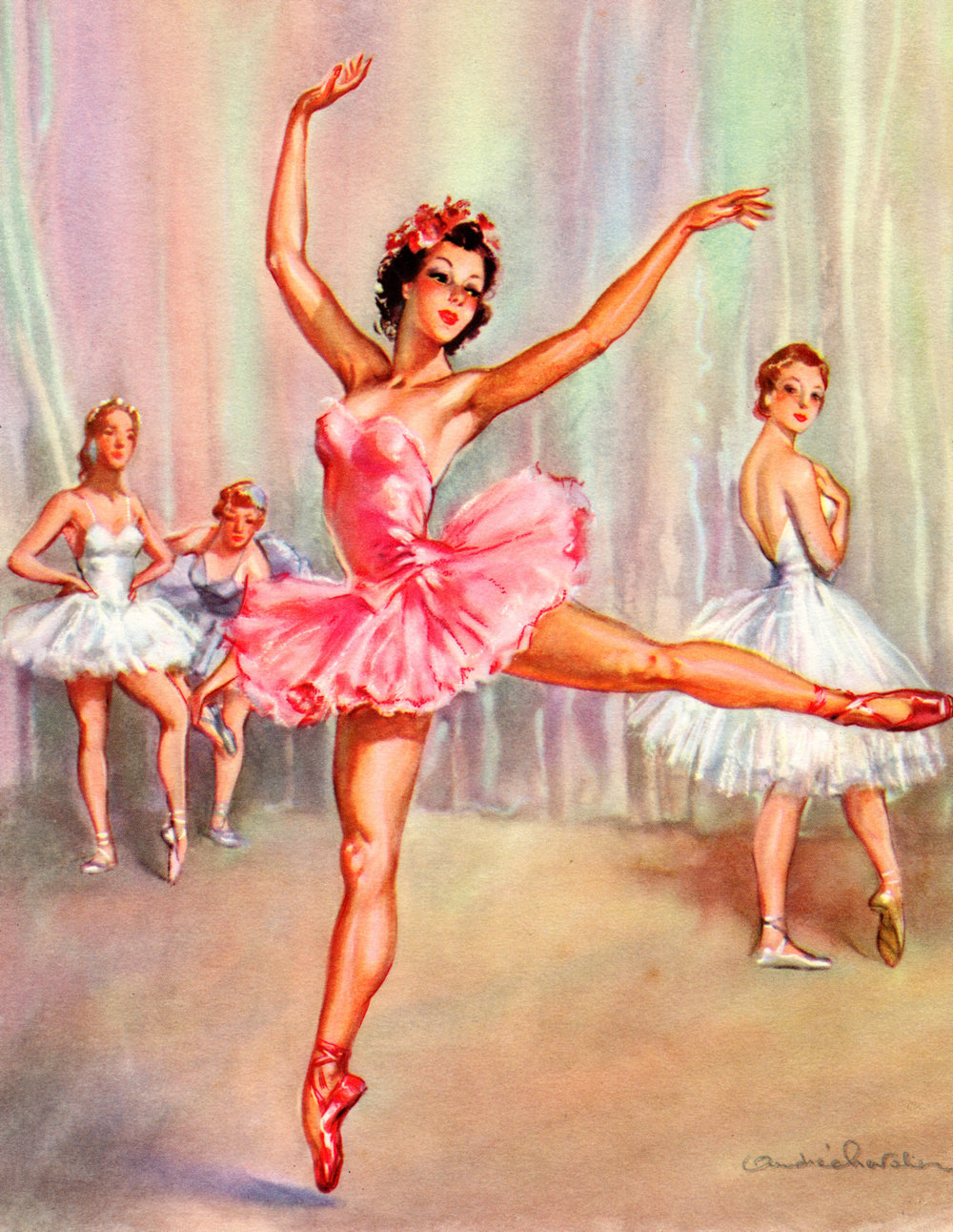 Ballet, Dance, Music & The Arts