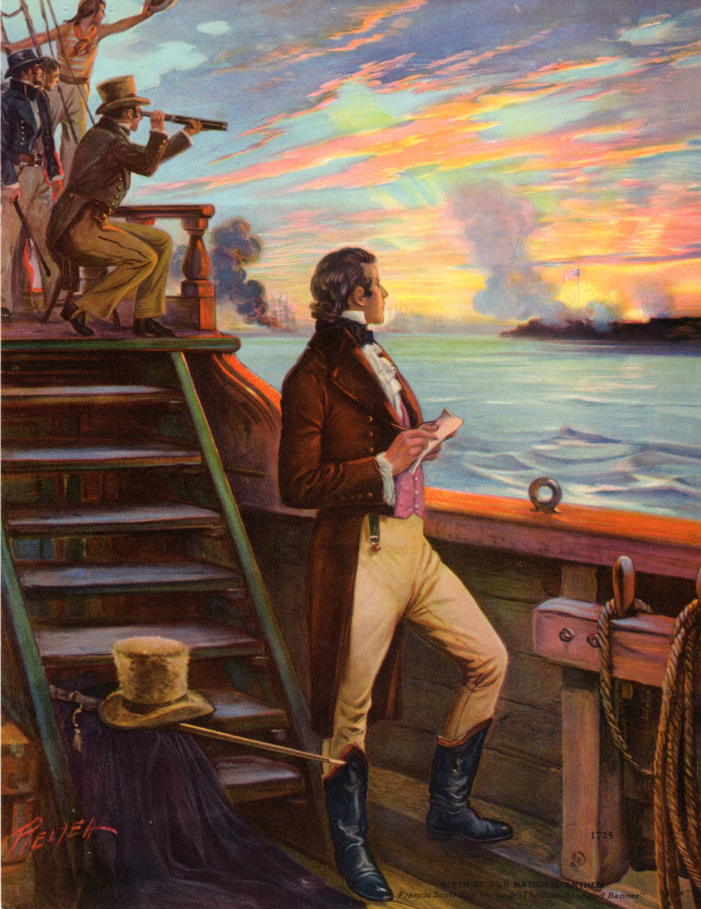 U.S. Historical Scenes