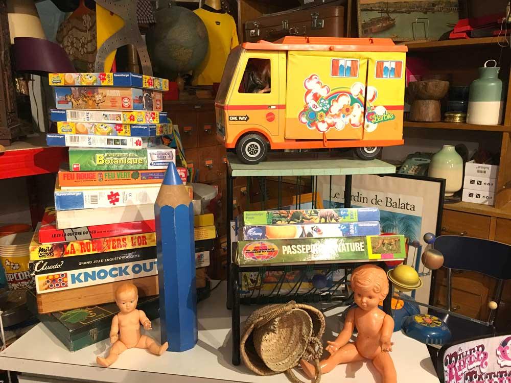 Miss Mu vintage Marseille