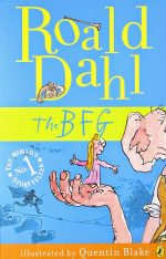 The BFGRoald Dahl - This is the first book that I chose to read more than once. I found the language fascinating, I honestly couldn't get enough of it. The combination of fantasy and reality being so closely linked really struck a chord with me, I can't even remember how many times i've read this.Leah @purpleramblings
