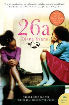 26aDiana Evans - Its a beautifully written debut novel about two mixed race sisters growing up and coming of age. I read it when I was younger and it stands out in my memory as being one of the first books that spoke to some of my own experiences growing up in a voice I recognised and could identify with.Nehanda @nehandasoul