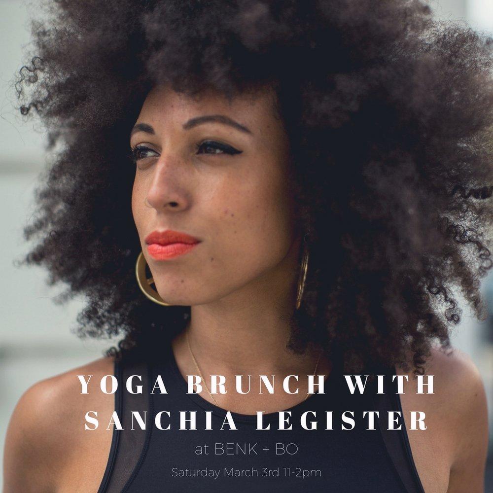 yoga brunch, black girls do yoga, black girl magic, black British motherhood, motherhood reconstructed