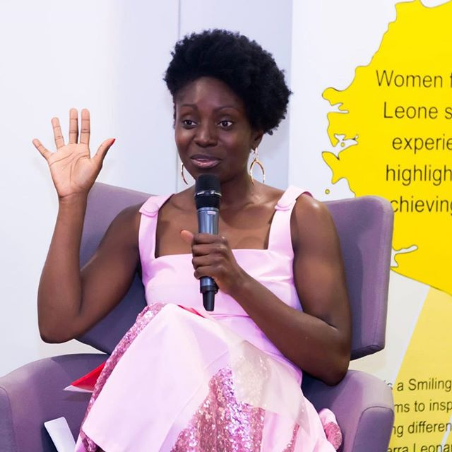 "A couple of months ago I was invited to be a panellist at @beamtalks. We discussed connecting African women through digital media. - I was introduced to Mariama of @beamtalks via @vickieremoe. I've only met Vickie virtually but I fuxx with her hard! She is literally empowering young Sierra Leoneans to actively engage in politics and exercise their rights as citizens. She boldly shares information that encourages young West African women to move away from patriarchal cultural constructs that make them small whilst simultaneously making young West African men check their privilege. Vickie does a whole load more on the continent. Check her page for info! - Mariama uses her skills to connect Sierra Leoneans at home and abroad to change makers with integrity and leads by example.  Mariama leads and  generates funds for projects to light up Sierra Leone, literally with clean energy. - Mariama's mission; ""Igniting potential through solar. To become a global company where women, girls and their communities have access to clean energy, create jobs and income opportunities to lift them out of poverty"". - The next #BeamTalks is on Wednesday. Please check the link in @beamtalks bio for info. It's not just for Sierra Leoneans it's an inspiring evening for anyone with a beating heart.  At the last one I had the pleasure of meeting @natlue.  One of our fave African print designers @Gitasportal will be on Wednesday's panel too! - #womenempoweringwomen #africaunited #blackwomanhood"