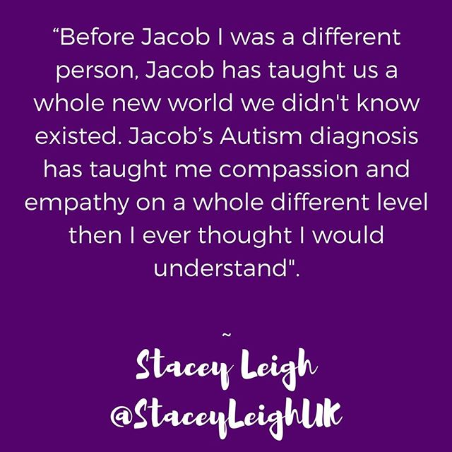 @staceyleighuk on the unique joys she experiences as a mother of a child diagnosed with Autism.⠀⠀⠀⠀⠀⠀⠀⠀⠀ ⠀⠀⠀⠀⠀⠀⠀⠀⠀ Link in bio to read her interview.⠀⠀⠀⠀⠀⠀⠀⠀⠀ ⠀⠀⠀⠀⠀⠀⠀⠀⠀ ⠀⠀⠀⠀⠀⠀⠀⠀⠀ ⠀⠀⠀⠀⠀⠀⠀⠀⠀ ⠀⠀⠀⠀⠀⠀⠀⠀⠀ #motherhoodthroughinstagram #autismadvocate #motherhoodreconstructed
