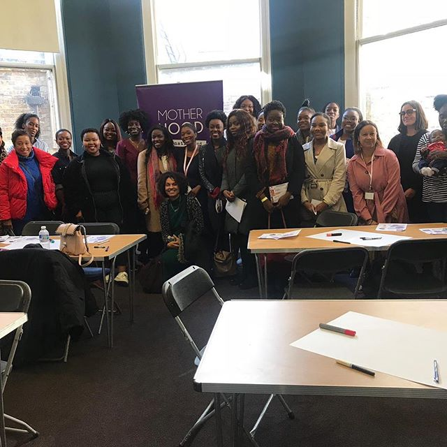 "Yesterday we had the absolute pleasure and honour of running a workshop on having an ""Empowered pregnancy and birth"" with @thedoctormummy at @blackgirlfest! - @paulaakpan and @nkrystal_ thank you for your vision, passion, time and energy! You are really building a legacy. - Ria @thedoctormummy we are in awe! We are so delighted to have had you on board, with your experience and qualifications we were able to deliver (👀 pun intended) facts, empirical, life, culture and some lols! - Big up to our extra special 3 month old guest ☺️! - To everyone that attended THANK YOU. #motherhoodreconstructed #thedoctormummy"