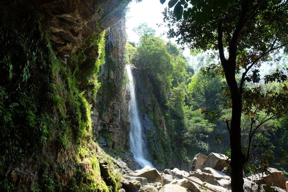 Yes ... Baru Falls is THAT beautiful!!!