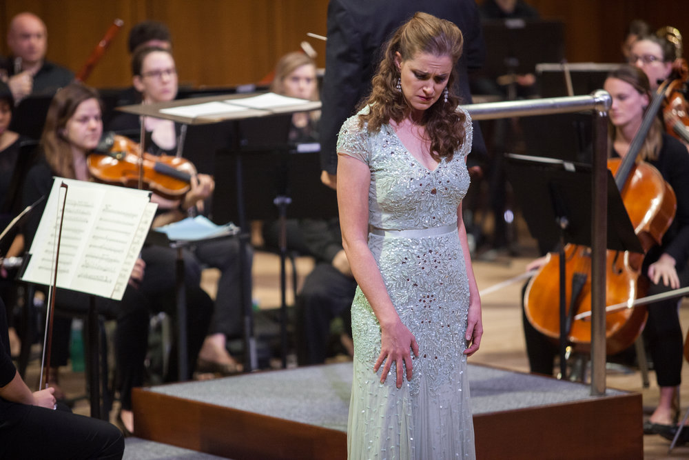 Julia Taylor, soprano.
