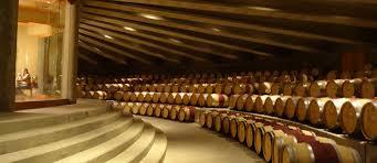 montes barrel room