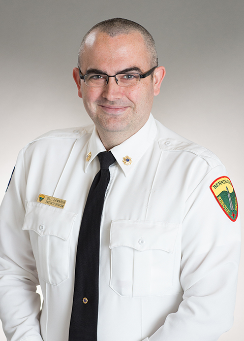 Bill Camarda, Deputy Executive Director, Critical Care Paramedic