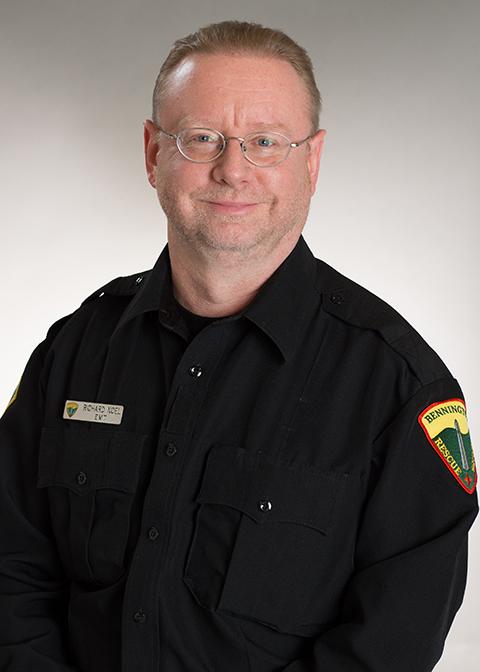 Rick Noel, EMT