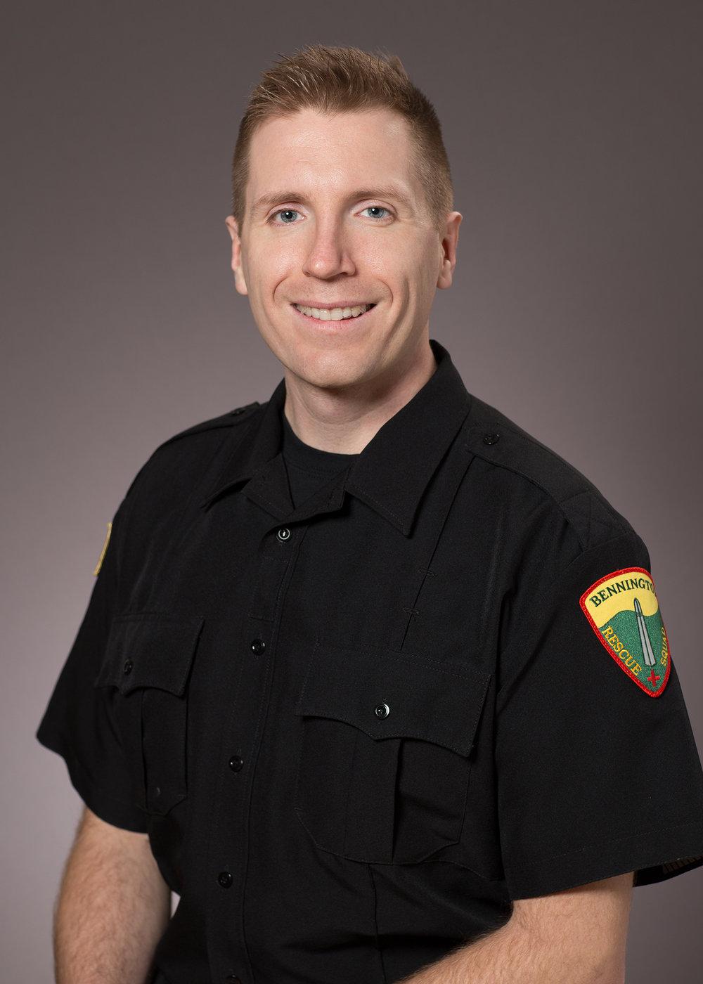Jeff Reed, Paramedic