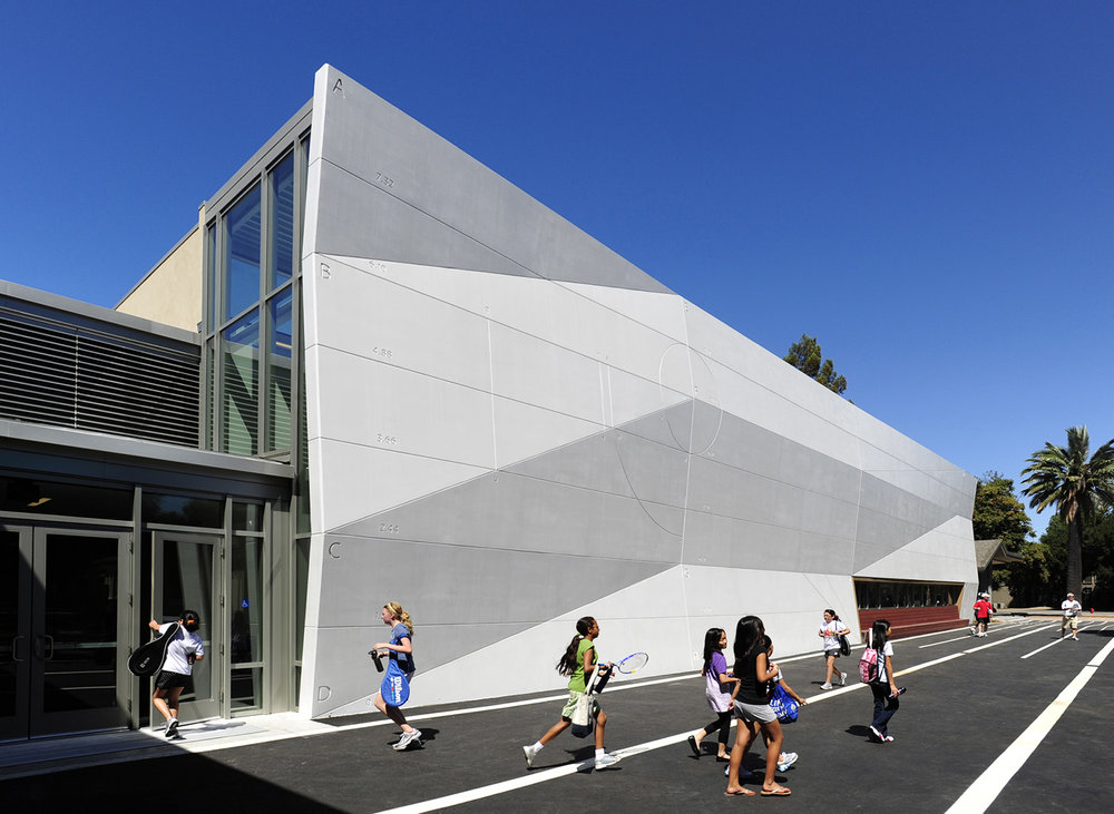 MENLO SCHOOL GYM