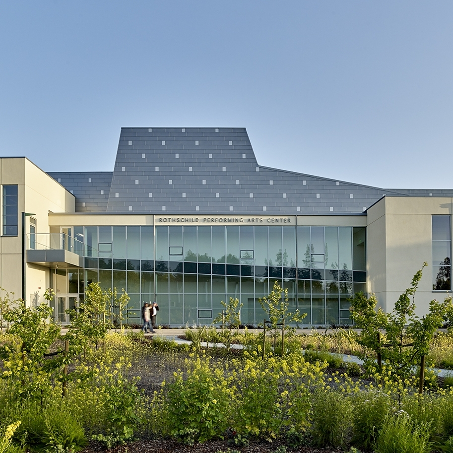 HARKER PERFORMING ARTS CENTER