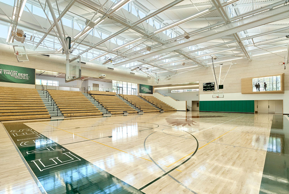 HARKER ATHLETIC CENTER