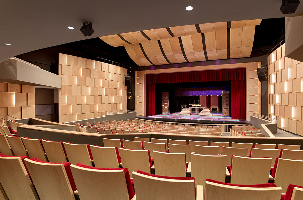HARKER PERFORMING ARTS