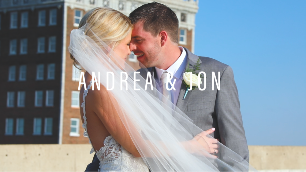 Andrea & Jon Orndorff | Point200 Videography - NC Wedding Videographer