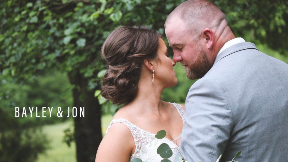 Bayley & John | Point200 Videography - NC Wedding Videographer