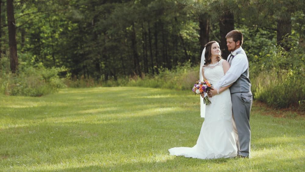 Brooke & Tyler Acord // Point200 Wedding Videography - NC Wedding Videographer