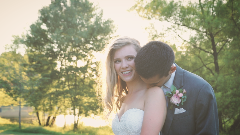 Carly & Dominic Ysidron // Point200 Wedding Videography - NC Wedding Videographer