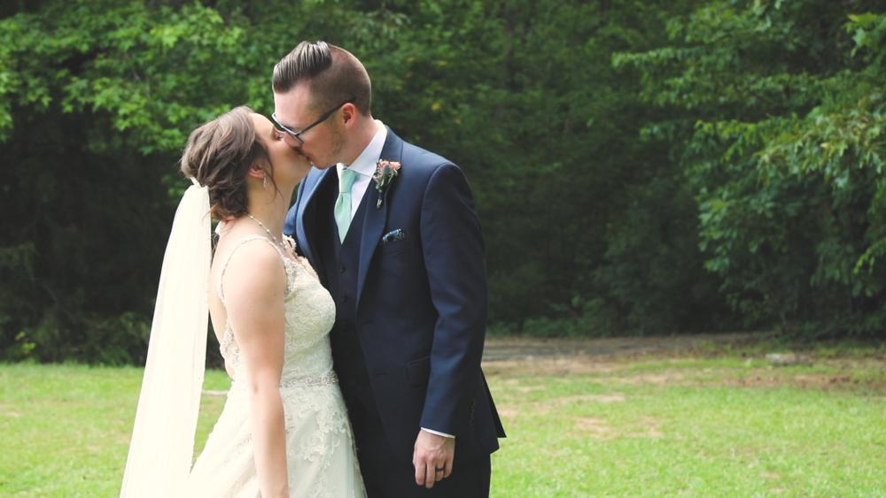 Ashley & James McDonald // Point200 Wedding Videography - NC Wedding Videographer