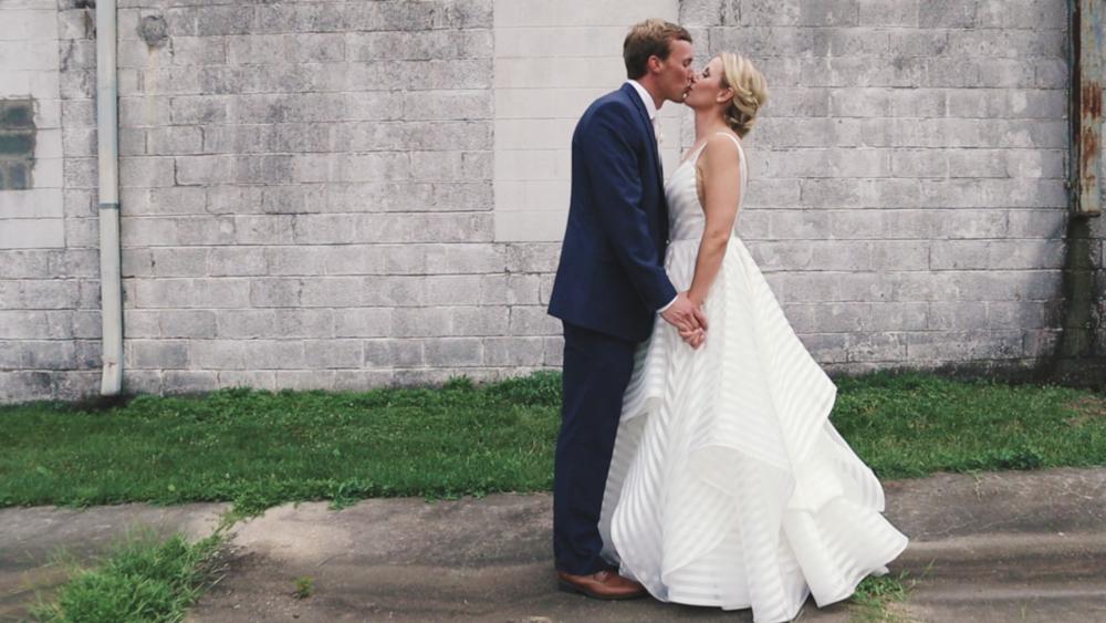 Cori & Benjamin Smith // Point200 Wedding Videography - NC Wedding Videographer