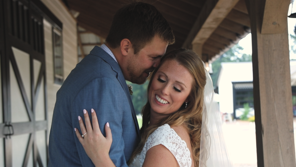Emily & Travis // Point200 Wedding Videography - NC Wedding Videographer