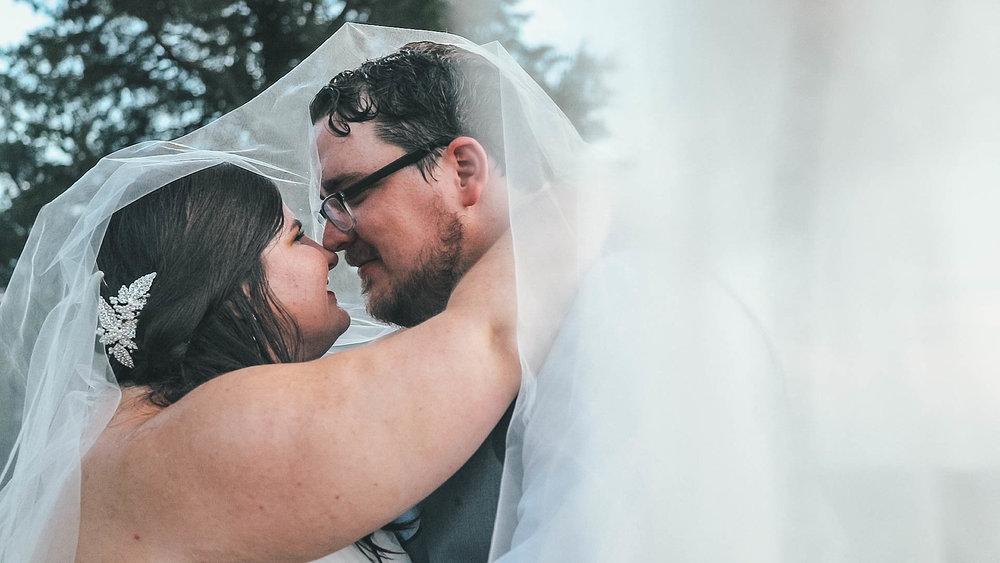 Katheryn & Andrew // Point200 Wedding Videography - NC Wedding Videographer