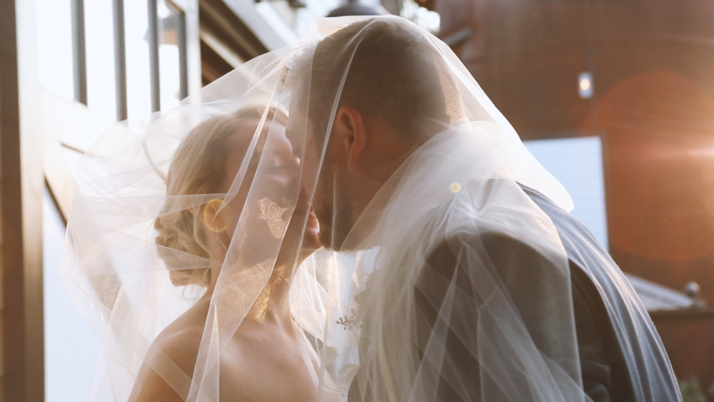 Brandy & Brian // Point200 Wedding Videography - NC Wedding Videographer