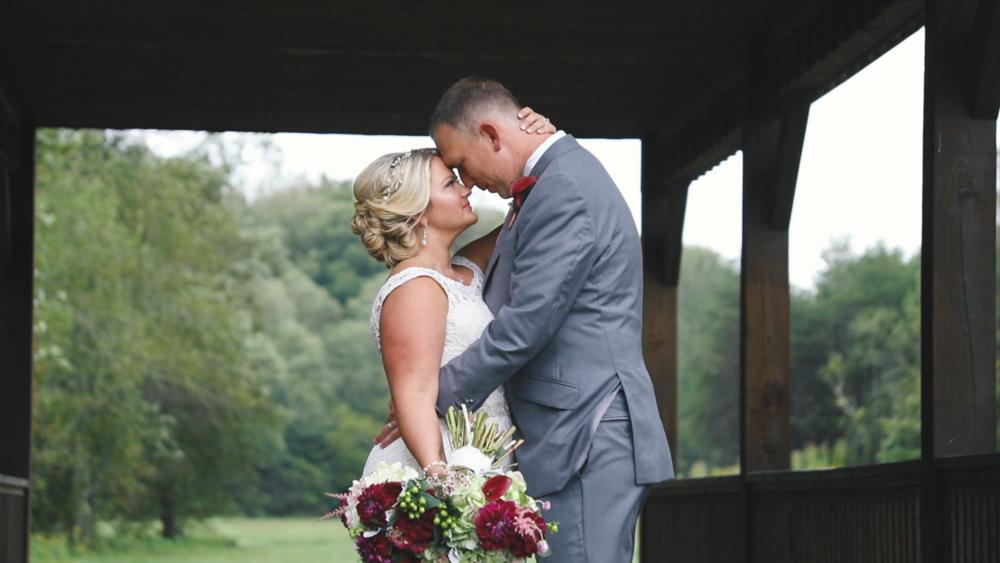 Jennifer & John // Point200 Wedding Videography - NC Wedding Videographer
